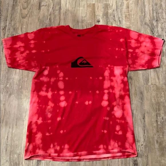 Quiksilver Other - Custom Quicksilver tie dye shirt